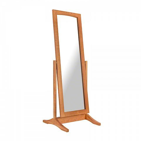New England Shaker Floor Mirror