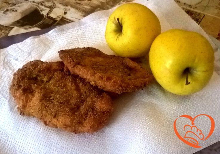Cotoletta di pollo con impanatura ai pistacchi http://www.cuocaperpassione.it/ricetta/b9321f4c-9f72-6375-b10c-ff0000780917/Cotoletta_di_pollo_con_impanatura_ai_pistacchi