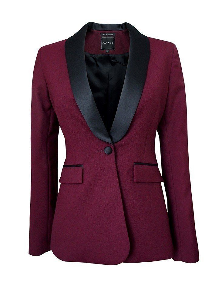 June Tuxedo Jacket