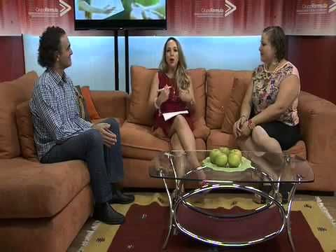 EL RESET EMOCIONAL - Ricardo Eiriz en la TV de México.