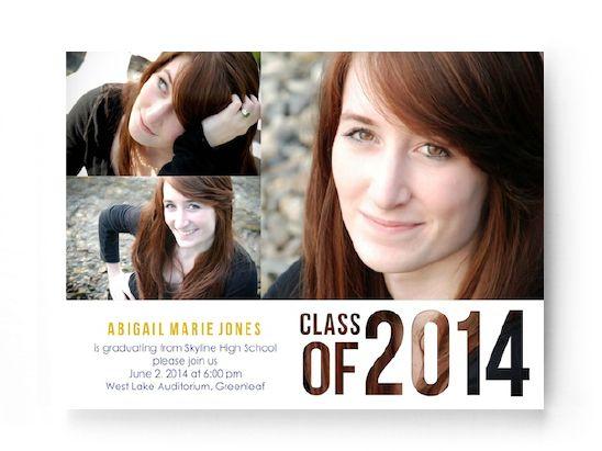 Cut Out Grad 2014