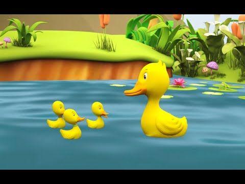 Le Mie Paperelle - CanzoniPerBimbi.it - Canzoni Animate Per Bambini