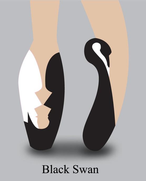 Black Swan  #black #swan #movie #poster #customdesign