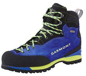 Garmont Ferrata – Chaussures de montagne Homme – bleu/noir Modèle 44,5 2015
