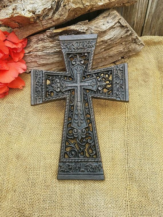 327 best Crosses images on Pinterest | Crosses, Crosses decor and ...