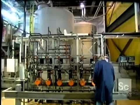 How It's Made Drinking Water - YouTube