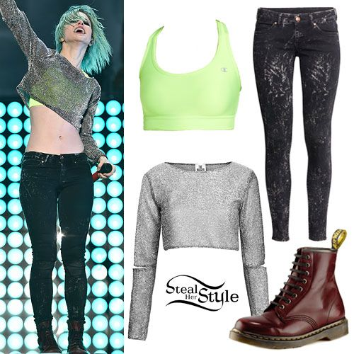 Hayley Williams Fashion | Steal Her Style
