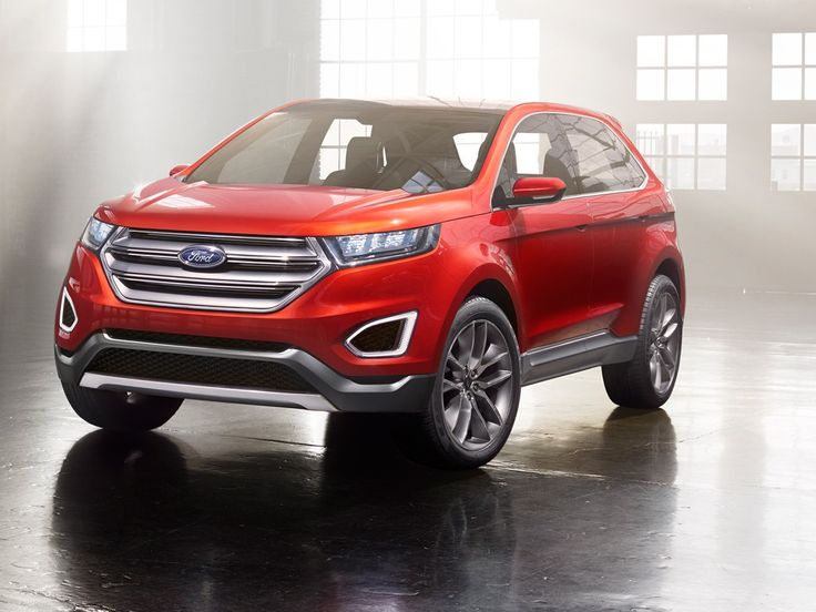 2015 Ford Edge - Photos just released! & 27 best Ford u0026 Lincoln Concept Vehicles images on Pinterest ... markmcfarlin.com