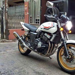 CARI MOGE BEKAS ? Dijual Honda CB400 SF Tahun 96 - JAKARTA