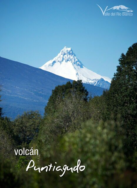 Volcán Puntiagudo