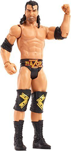 WWE Wrestlemania 32 Razor Ramon 6 Figure * Be sure to check out this awesome product.