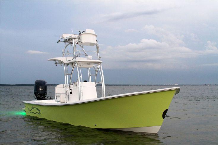 Gause Built Custom Fishing Boats | Boats | Pinterest