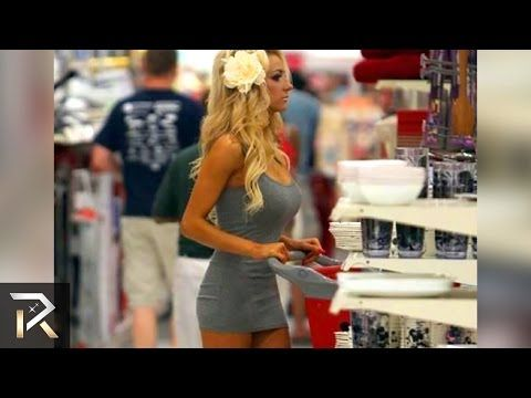 10 Inappropriate People At Walmart - YouTube