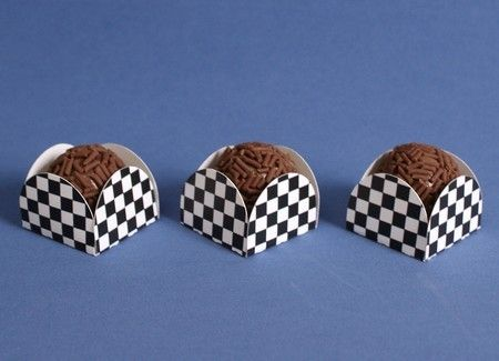 Forminha Quadriculada-Carros e Fórmula 1