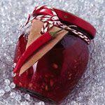 Яблочное варенье с ягодами