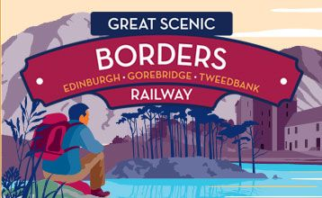 Explore this great scenic route, the Borders Railway Line, with ScotRail. Find out the highlights, journey times and buy your tickets online