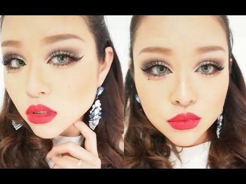 毎日メイク Everyday makeup(ハーフメイク) - YouTube