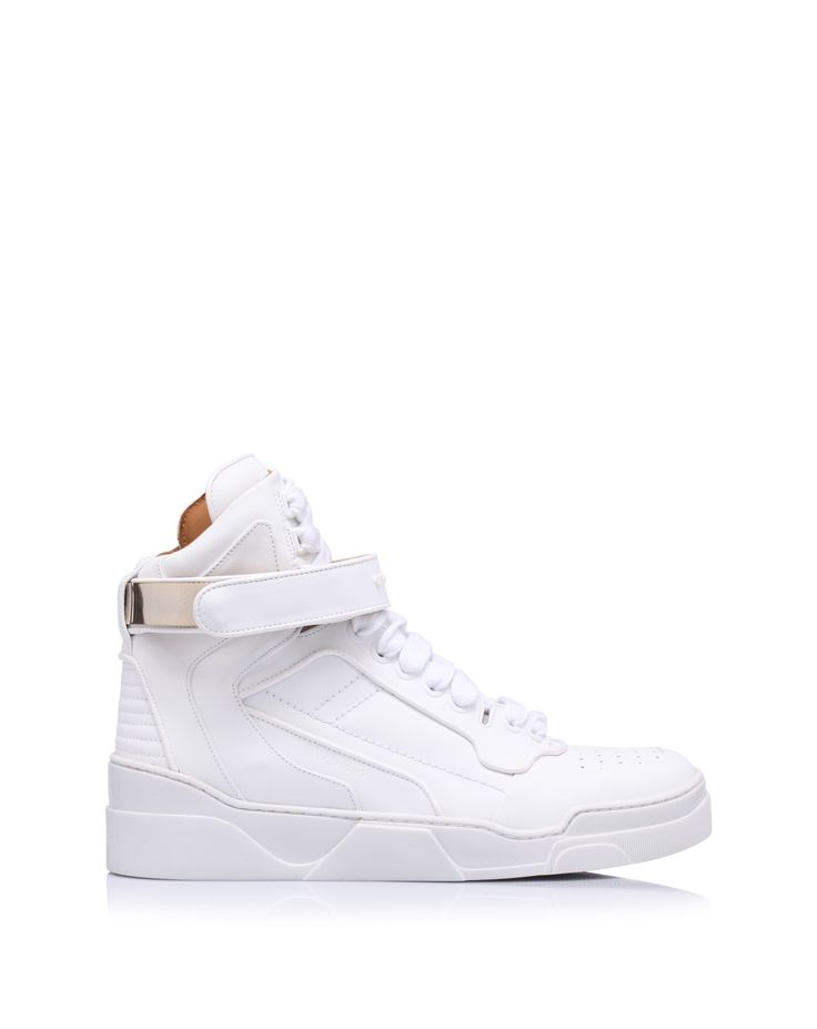 Height basketball sports leather soled technical by Givenchy