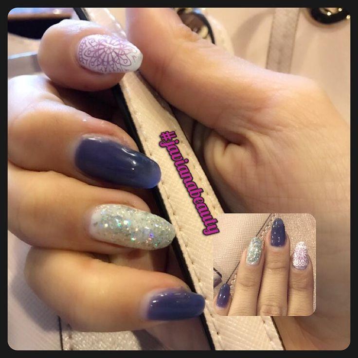 """17 Me gusta, 1 comentarios - Javiana Beauty Store (@javianabeauty) en Instagram: """"Uñas en gel con esmaltado permanente #uñasjavianabeauty #uñaschile #nailsinstagram #nailsaddict…"""""""