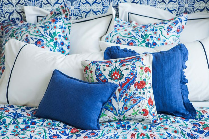 April may 14 zarahome springsummer lookbook - Zara home ropa de cama ...