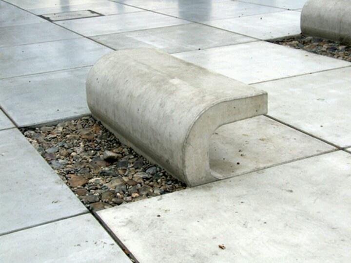 Genius jardins pinterest mobiliario urbano for Mobiliario urbano contemporaneo