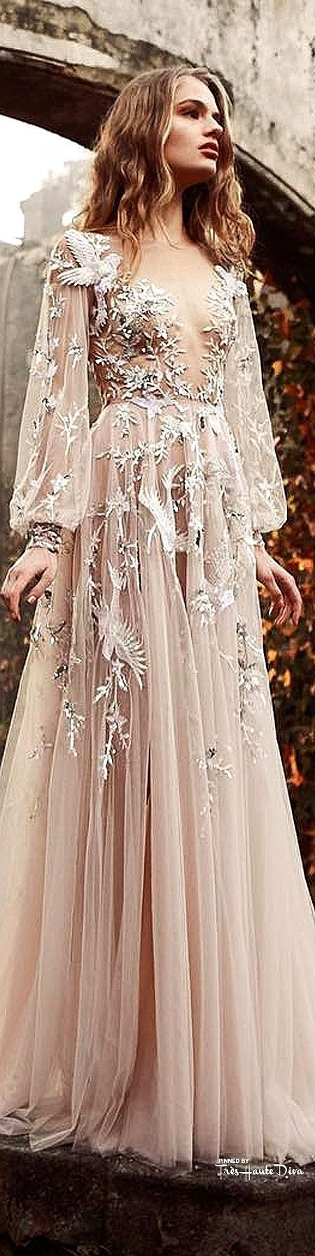 Paolo Sebastian Couture SS15 Gown #paolo