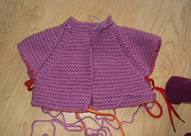 Нукинг: три в одном, или Новая техника вязания - Ярмарка Мастеров - ручная работа, handmade
