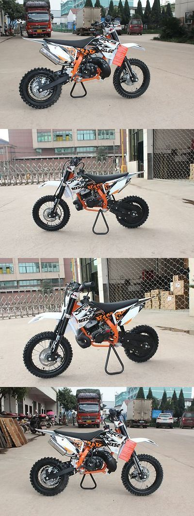 Other Scooters 11329: 49Cc 50Cc Dirt Bike Jks Racing Mx-50 Nitro Nrg 12 10 Upgraded -> BUY IT NOW ONLY: $999.99 on eBay!