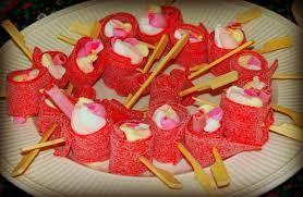 Afbeeldingsresultaat voor sushi snoep box