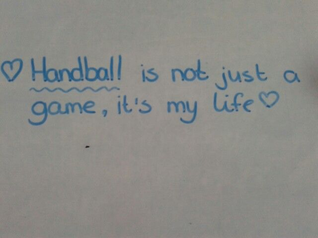 Sportcitaten : Beste afbeeldingen van handball handbal deporte en