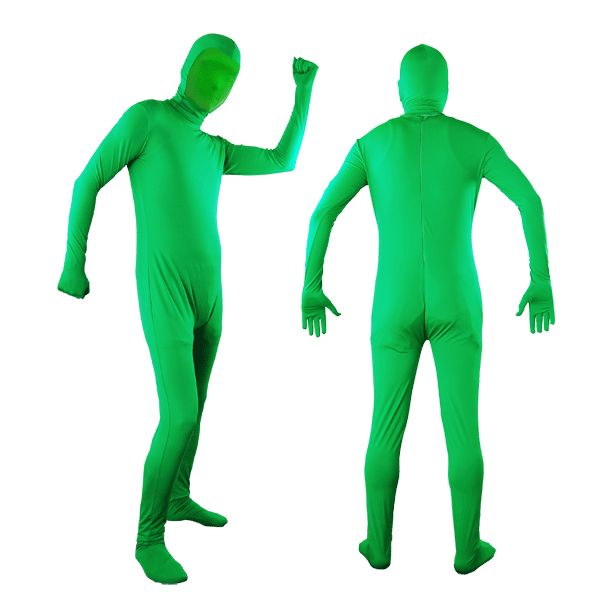 green suit for green screen - Google Search
