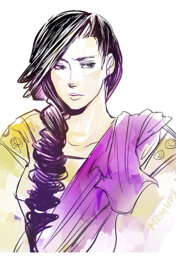 Reyna! Heroes of Olympus! She's awesome!