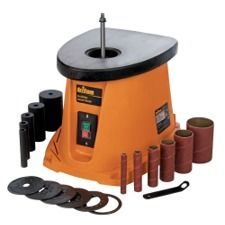 Oscillating Spindle Sander and Accessories