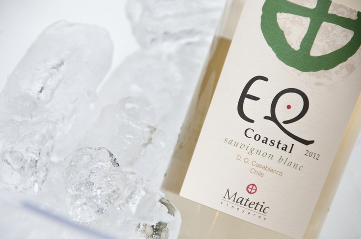 Matetic EQ Coastal Sauvignon Blanc 2012, Valle de Casablanca
