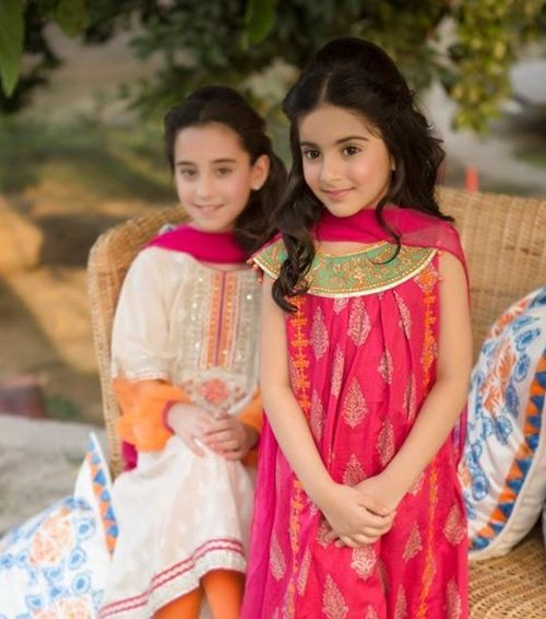 Best Sparkling Feminine Eid 2016 | Fashion Te