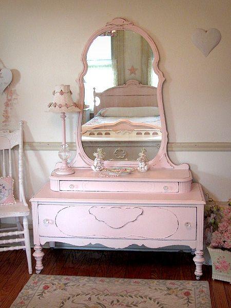 vintage vanity dresser with mirror - Best 25+ Antique Vanity Table Ideas On Pinterest Vintage Vanity