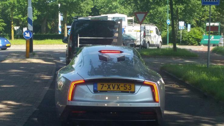 Toekomst VW rijdt nu al rond.!