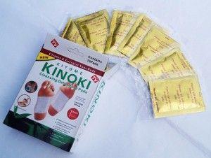 Kinoki Detox Foot Pads Gold #BodyDetoxKinoki