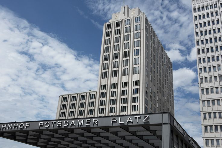 Fay City Diaries' third destination: Potsdamer Platz. http://www.fay.com/it/city-diaries/berlino?country=it
