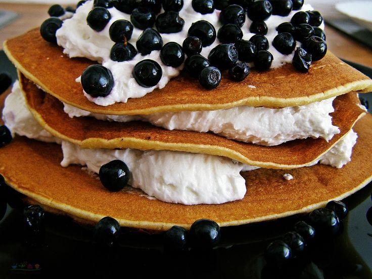 Pancakes na bogato