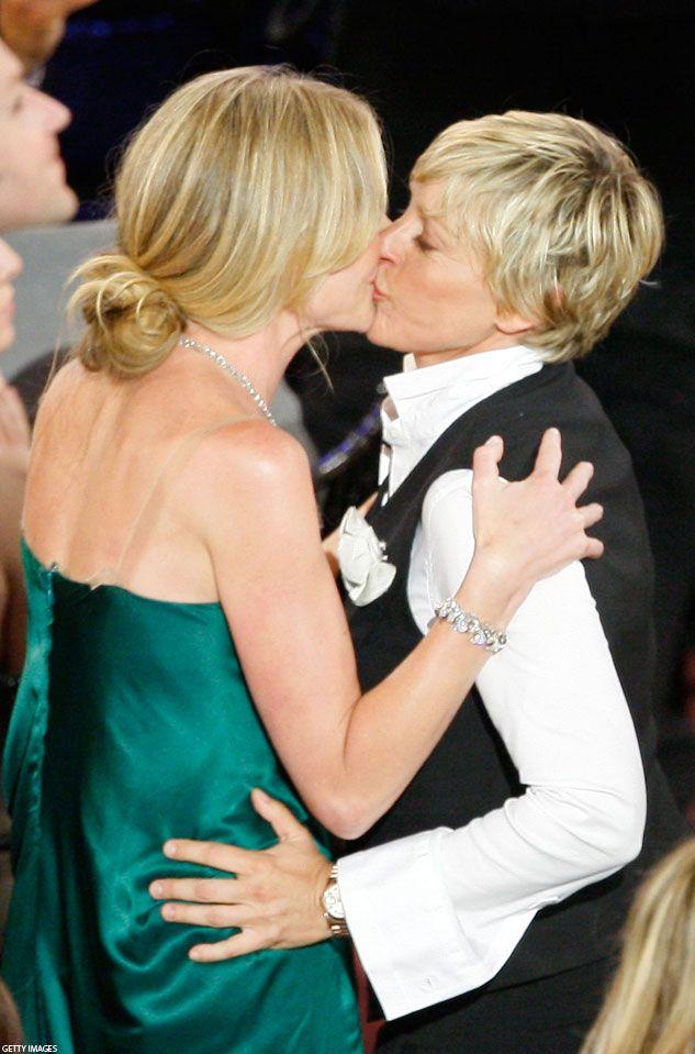SheWired - Happy 6th Anniversary to Ellen DeGeneres and Portia de Rossi