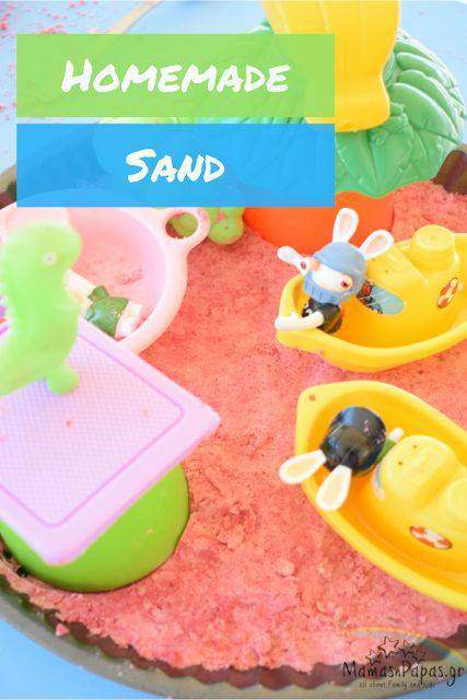 {RECIPE HOMEMADE COLOURFUL SAND} - REASONS TO ADD SENSORY PLAYING IN YOUR KIDS' LIFE