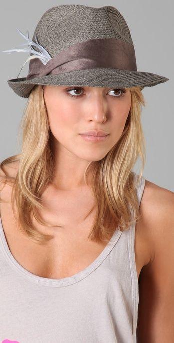 Lindos sombreros elegantes para dama