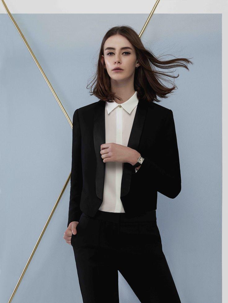 Sankt's Egon Silk Shirt #classical #minimalist #silk #shirt #FW16 #clean #urban #effortless #chic #fashion #sankt #wearesankt