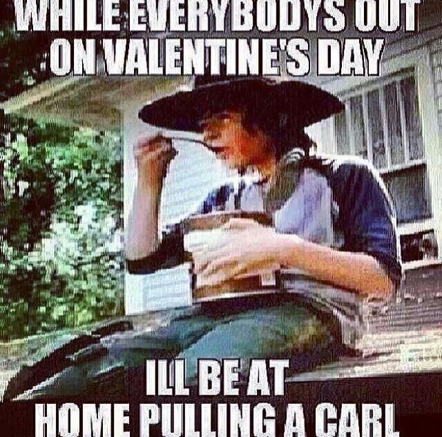 Walking Dead Valentineu0027s Day...Yep...I Bought And Ate Pudding