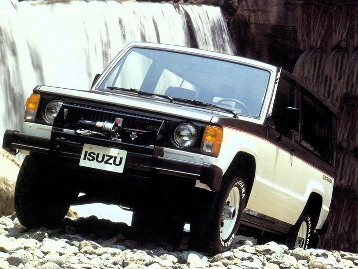 Isuzu Trooper II 2door '198386 in 2020