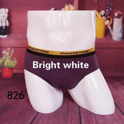 1pcs 826 Bright white man male underwear mannequins for Lower half Body model Adult for clothes accessories window Display model