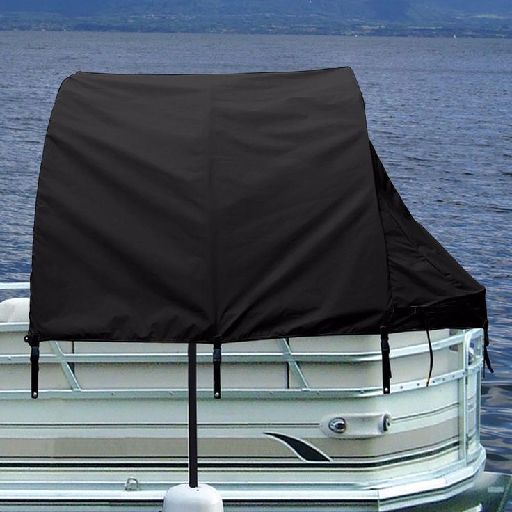Pontoon Boat Enclosure  Assorted Colors Shade Privacy Tent #TaylorMade