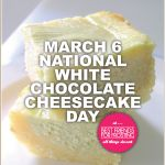 Complete Directory List of National Dessert Days