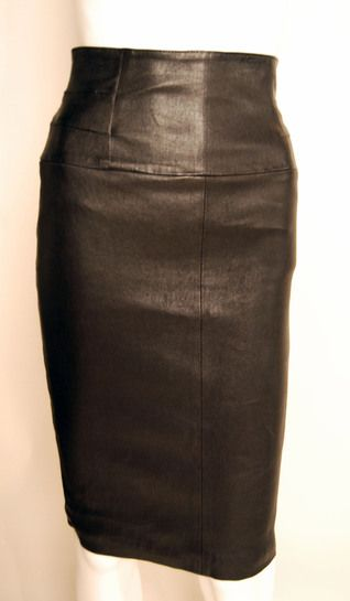 1000  images about LEATHER SKIRTS on Pinterest | ASOS, Pencil ...